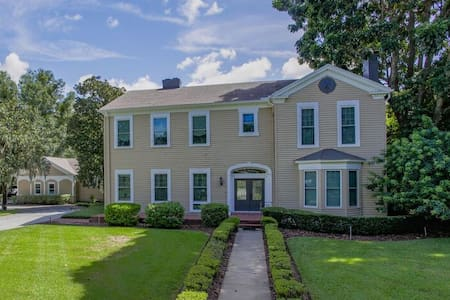 Historic Bartow Estate - Bartow