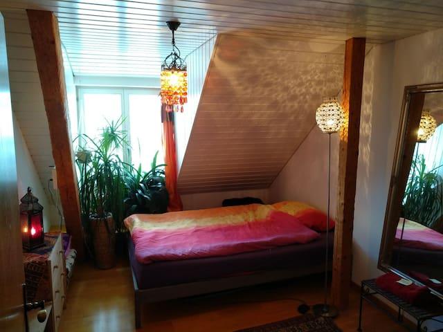 Gästezimmer in WG