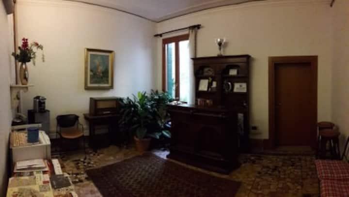 Stanze signorili nel centro storico di Padova