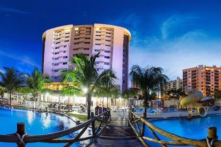 Flat - Apart Hotel - Suites Le Jardin Caldas Novas