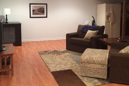 1500sqft Basement Apartment, near Quantico - Stafford