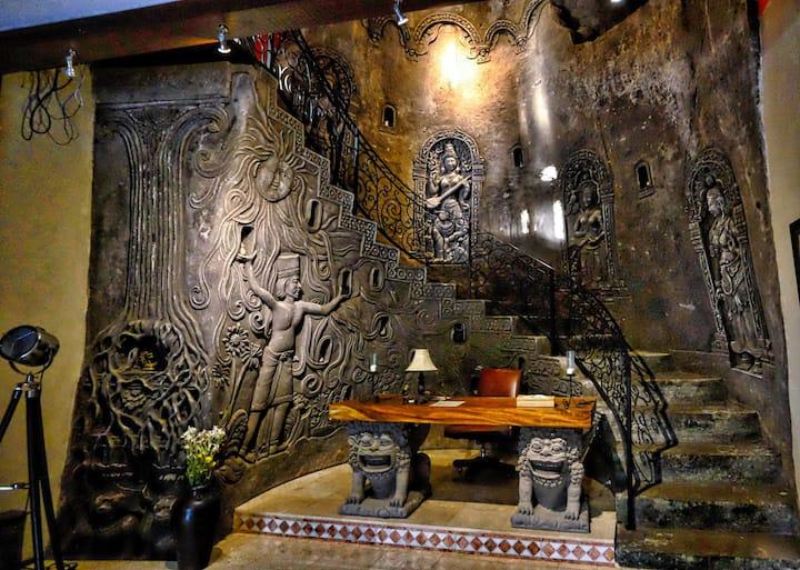 Avalon Ubud villas bedroom #3