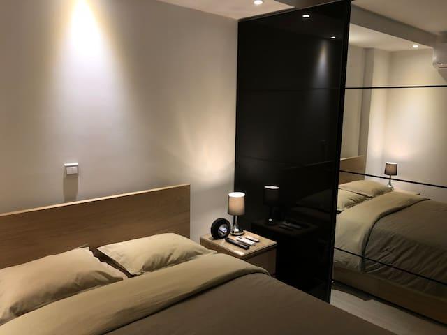 EN-SUITE private bathroom & TV @ CityCentre