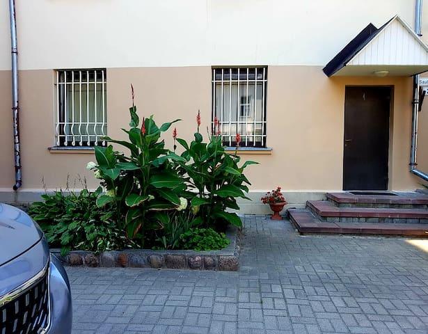 Апартаменты Saule