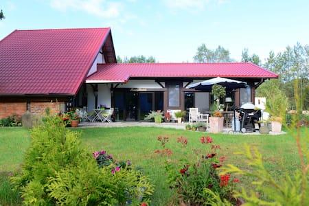 Mazury Stodola - dom caloroczny