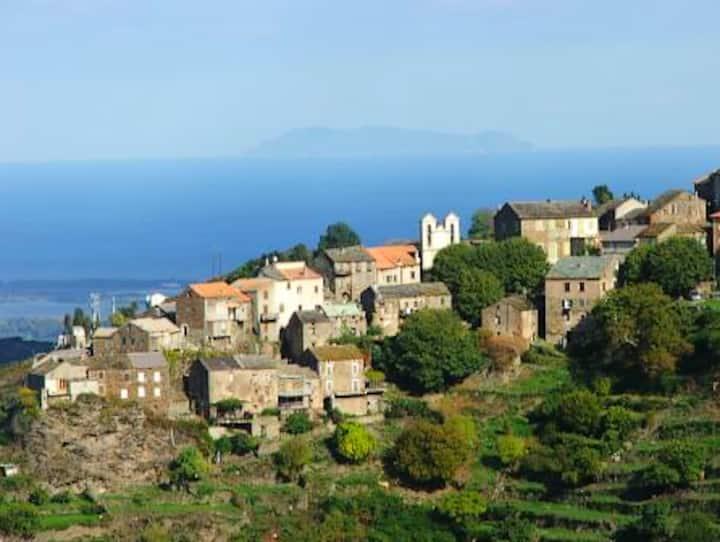 Appartement T3 Mer et montagne, Gite (Haute Corse)