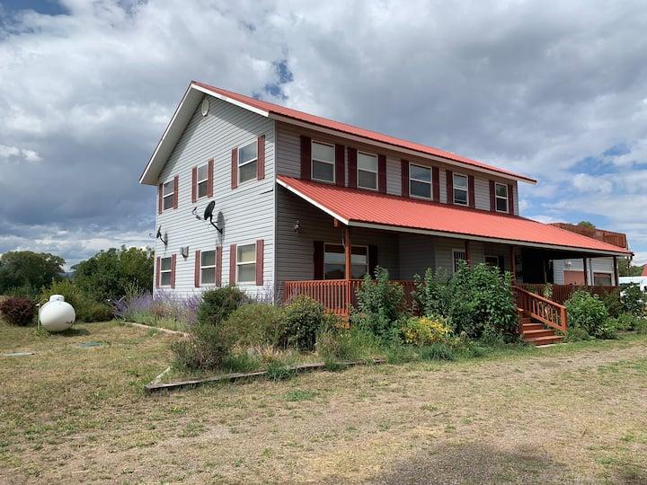 Riverside Ranch House