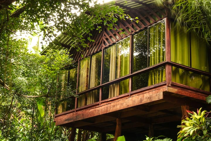 Arenal tree Cabin # 6