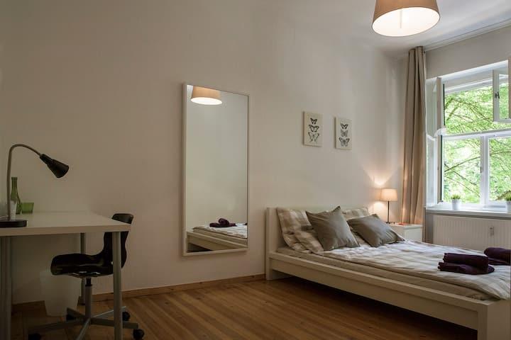 Double Room in Prenzlauer Berg