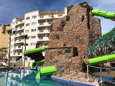 LasPalmas Resort Sandy Beach 2Bed/2Bath Ocean View