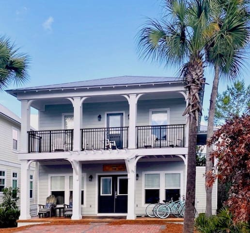 SEACREST LUXURY BEACH HOUSE - SLEEPS 14