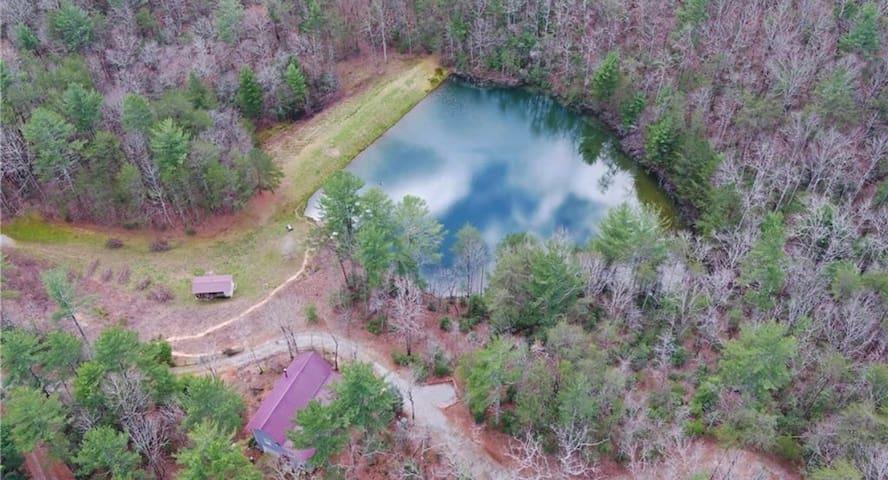 Mountain Lake Estate