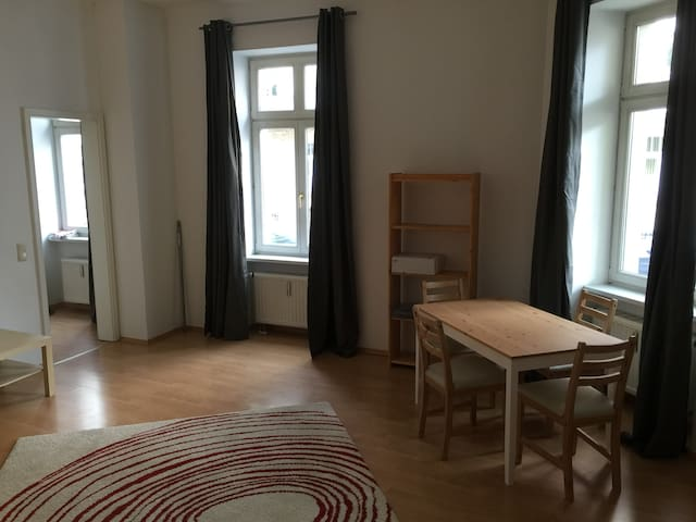 Nice Studio Apartment centrally located - Leipzig - Huoneisto