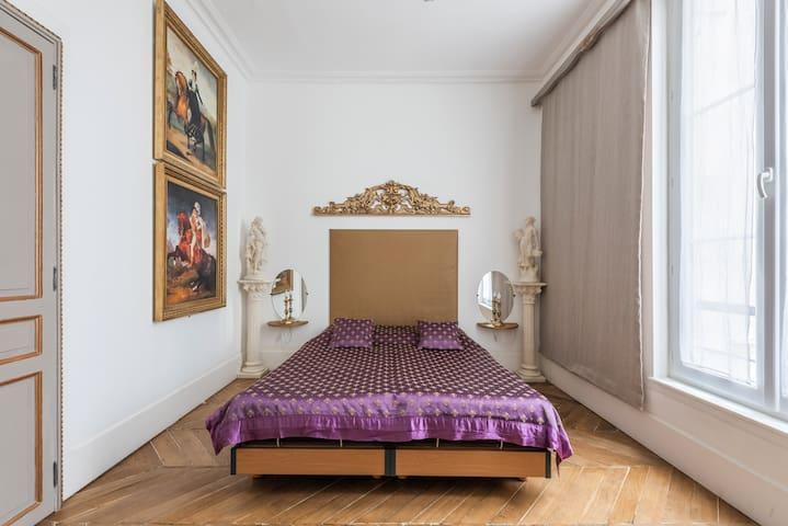 """Chambre d'hôtes """"Louvre"""" (Hôtel particulier)"""
