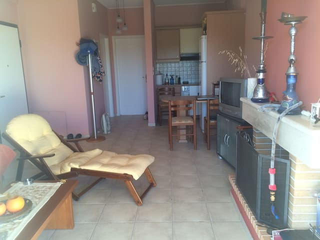 Private apartment in Zoumberi, New Makri - Nea Makri - Квартира