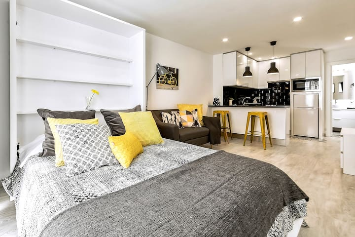 Loft-Studio Penthouse, Sea View, Los Cristianos