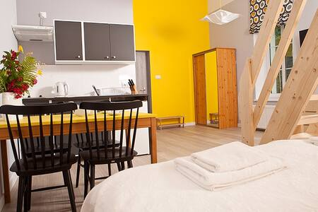 Rodzinny apartament w Lądku Zdroju - Ladek-Zdroj