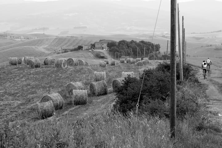 Toscana...dove il tempo s'è fermato - Peccioli - Huoneisto