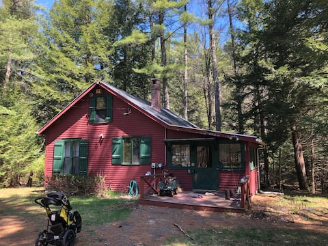 Vermont Cabin - Secluded Woods on South Stream