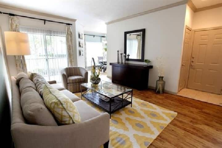 Love the place you stay | 2BR in Houston
