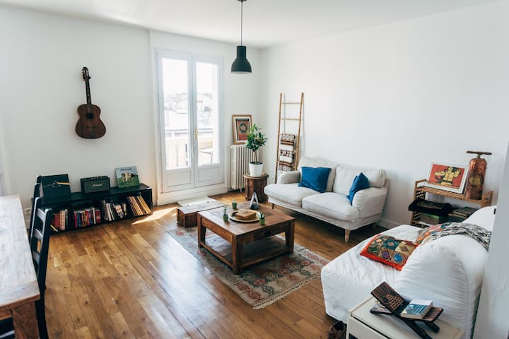 Cosy and sunny apartment near la Villette - Pantin - Apartment