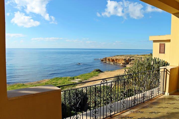 Villa sul mare TorrettaGranitola(Mazara del Vallo) - Mazara del Vallo