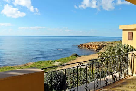 Villa sul mare TorrettaGranitola(Mazara del Vallo) - Mazara del Vallo - Villa