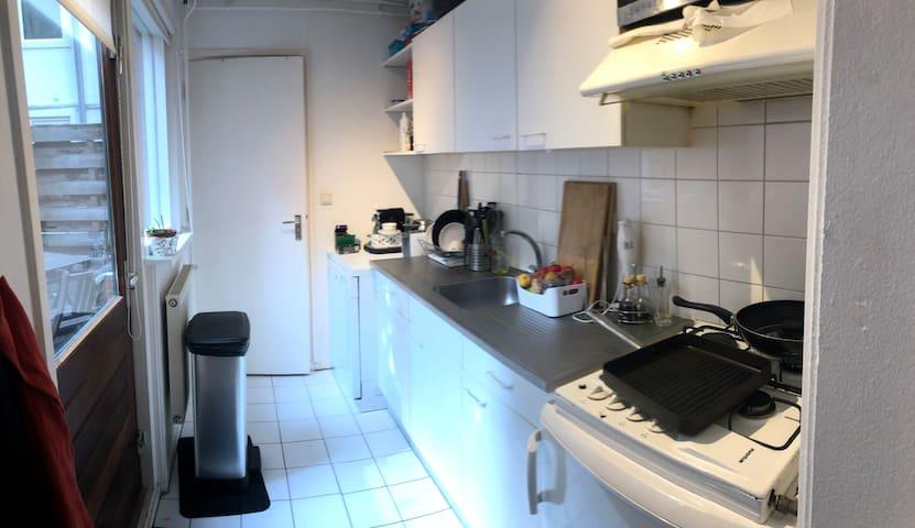 Cantin's Apartment