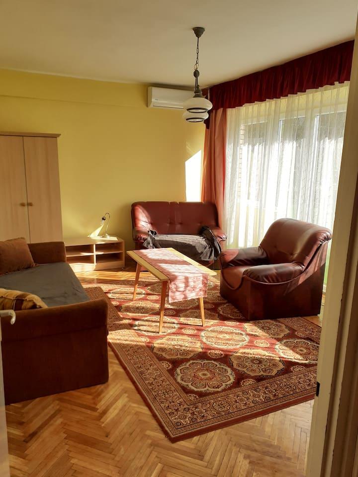 Wohnung im Zentrum Bekescsaba in der Andrassy Str.