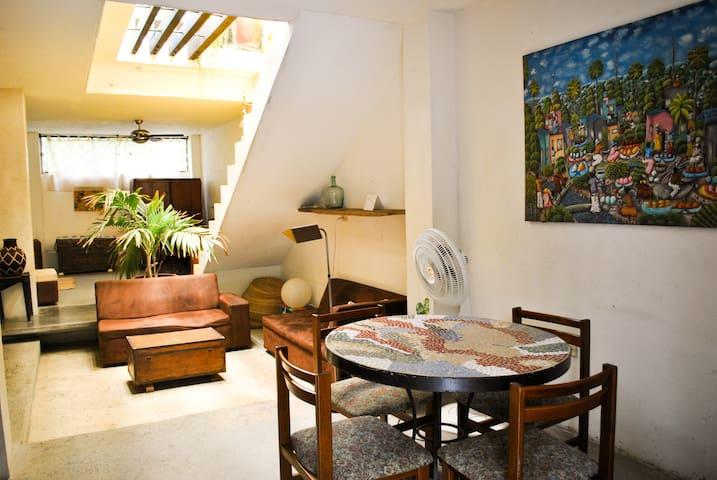 Cool&chic beachhouse @Playa Los Cocos, Santa Marta - Santa Marta - Lägenhet