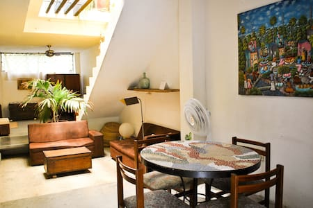 Cool&chic beachhouse @Playa Los Cocos, Santa Marta - Santa Marta (Distrito Turístico Cultural E Histórico)