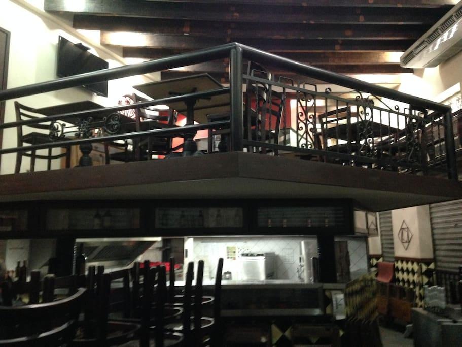 1º andar Bar