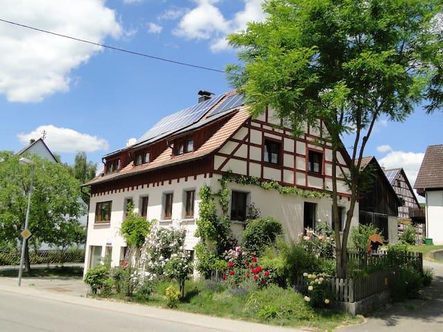 Familienwohnung im Haus 18 - Überlingen - Apartemen