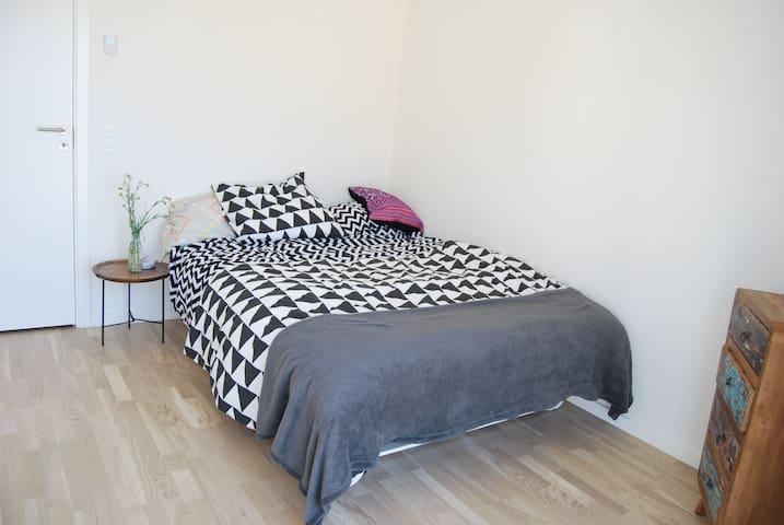 Double room in brand new apartament - Kööpenhamina - Huoneisto