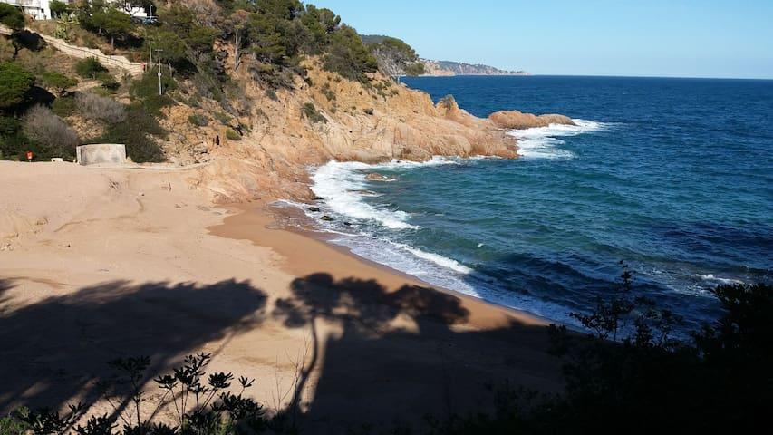 Relax in Tossa de Mar, La Costa Brava !
