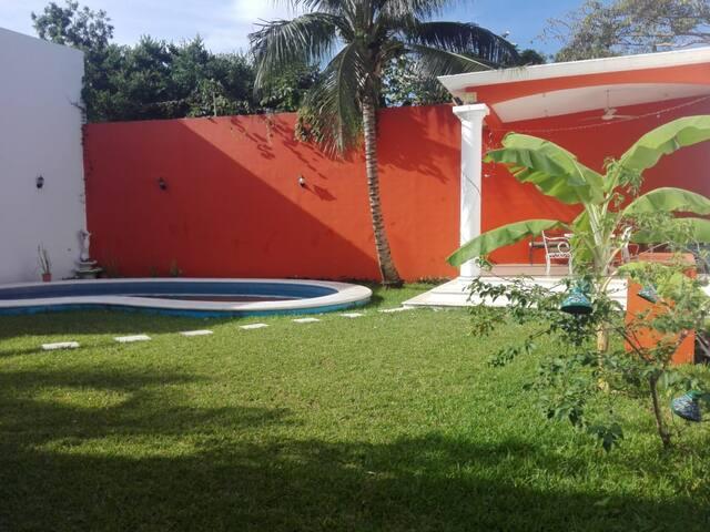 Cómoda Habitación en Cancún
