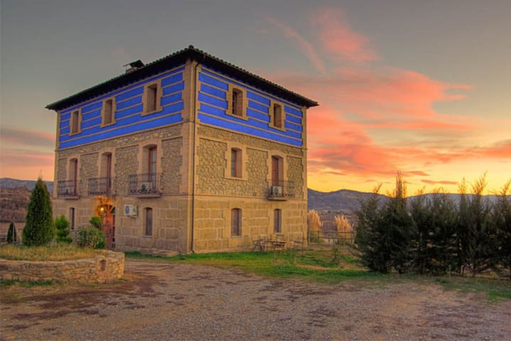 Bodegas De Arnes - Graus - Bed & Breakfast