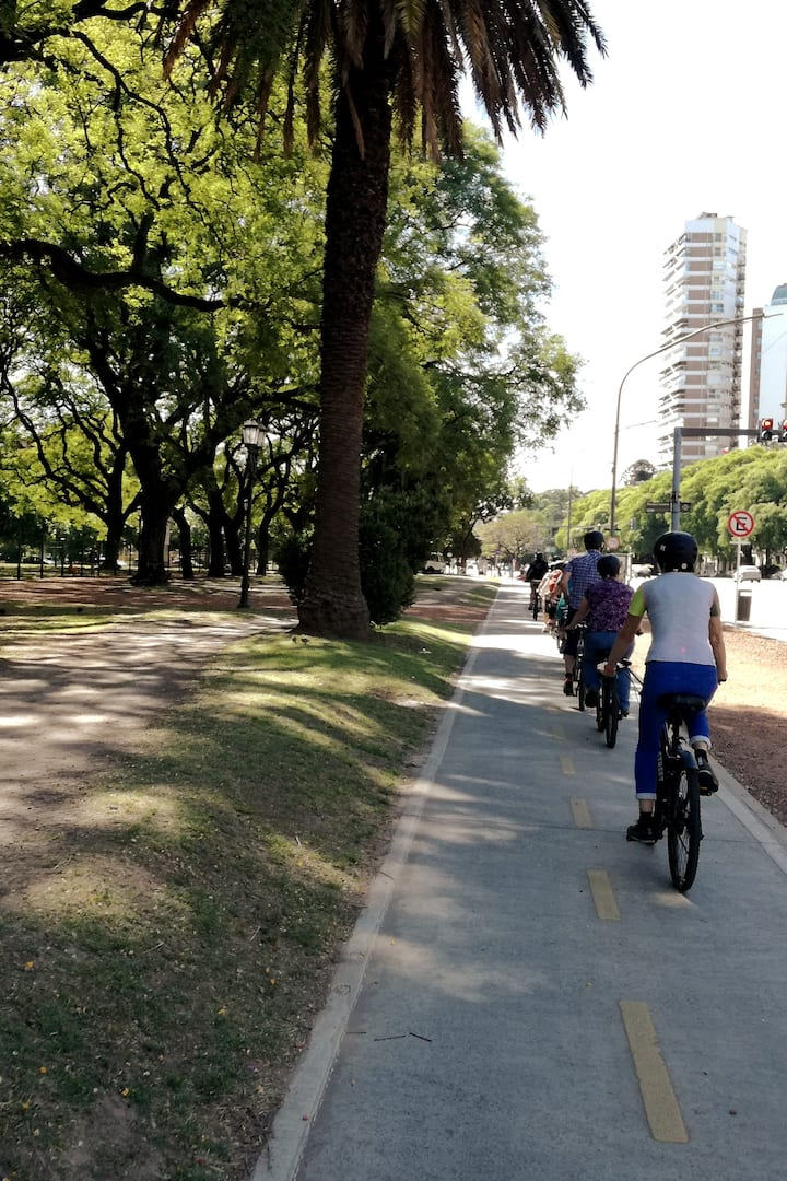 Bike Tour Bosques de Palermo