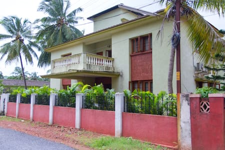 4 BHK villa 9km from BAGA  - N.goa - North Goa