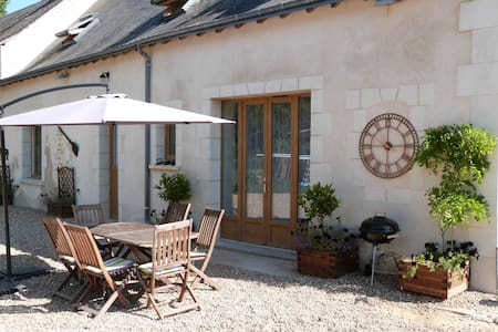 La Maison, a 2 bed, 2 bath, idyllic retreat - Luceau - Guesthouse