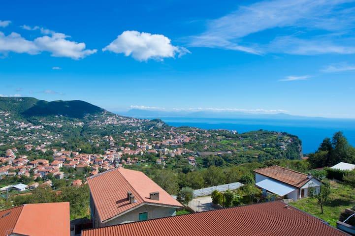 Valle degli Dei B&b Igea Room on Amalfi Coast
