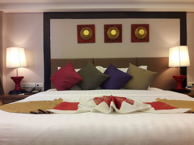 Stunning Superior Room in Chiang Mai!