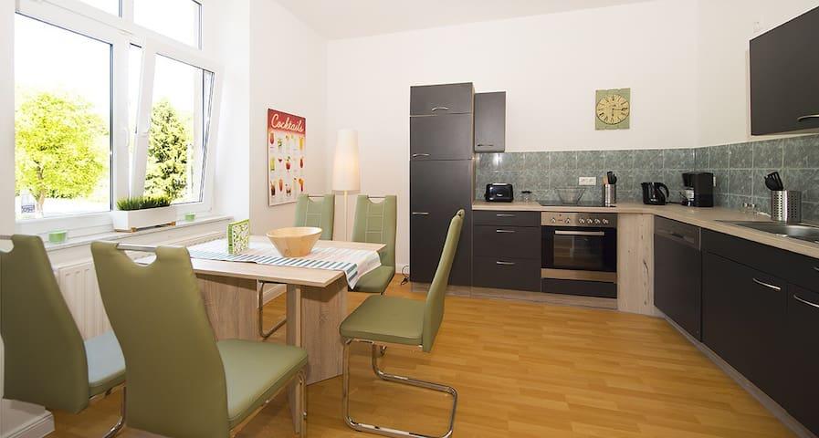 Essecke Küche Wohnung 70 qm