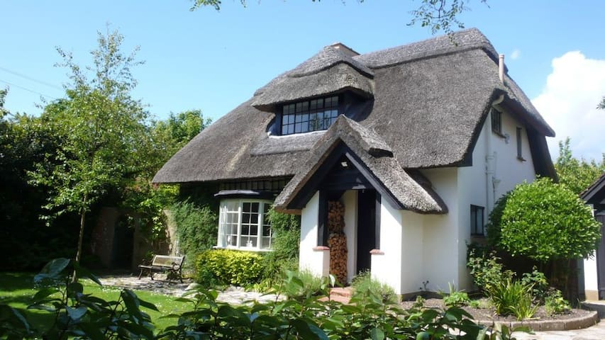 Cottage with Private Pool - West Wittering - Huis