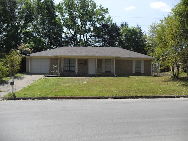 Nice Home close to TJC - Tyler - House