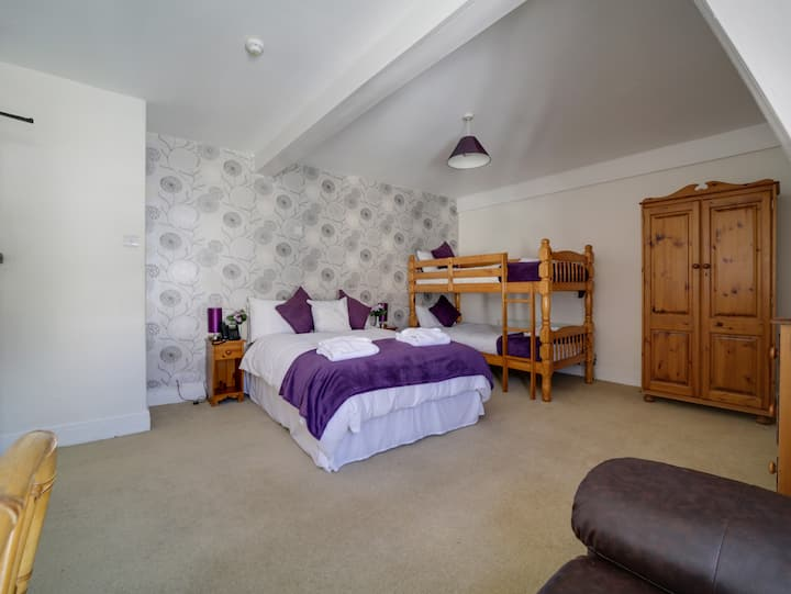 Spacious Family Room | The Swan Hotel