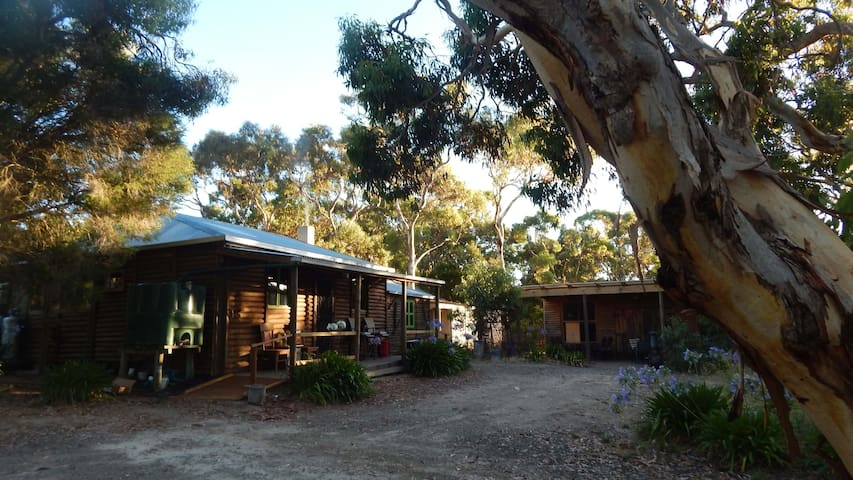 Cosy, Private Bush Hideaway - Relax in Tranquility - Currency Creek