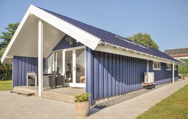 Hyggeligt sommerhus tæt på Flensborg fjord