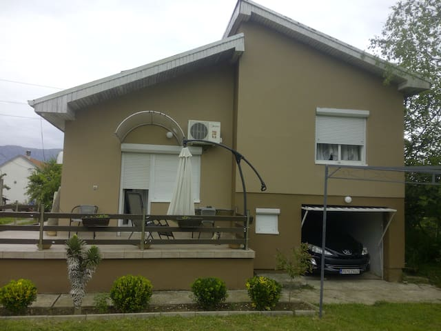 Podgorica guest house - Podgorica