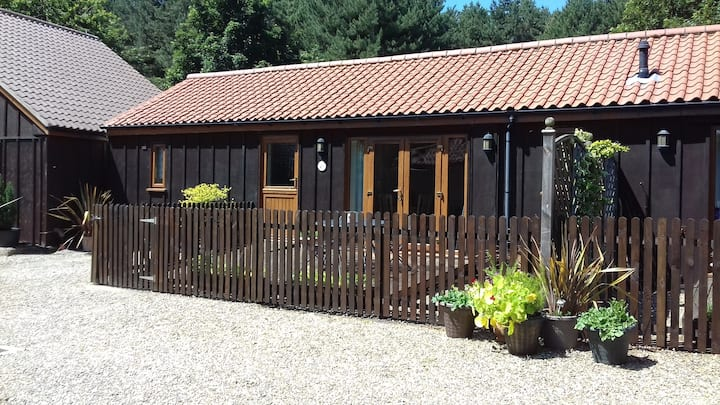 Briarwood Cottage, in the heart of North Norfolk